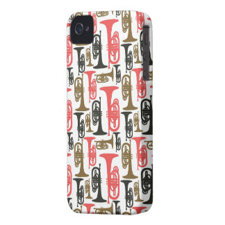 Mellophone iPhone 4 Covers