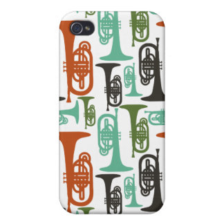 Mellophone Cases For iPhone 4