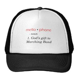 Mellophone - el regalo de dios a congregar gorra