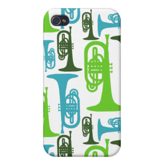 Mellophone iPhone 4/4S Covers
