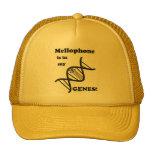 Mellophone Is In My Genes Hats