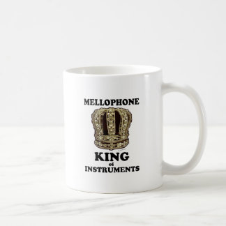 Mellophone King of Instruments Coffee Mug