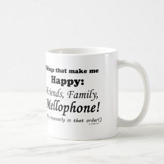 Mellophone Makes Me Happy Coffee Mug