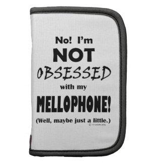 Mellophone obsesionado planificadores