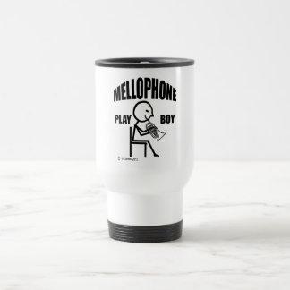 Mellophone Play Boy Travel Mug