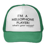 Mellophone Player Excuse Trucker Hats
