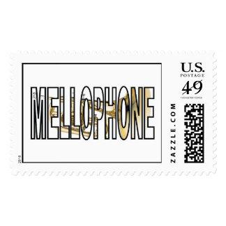 Mellophone Stamp