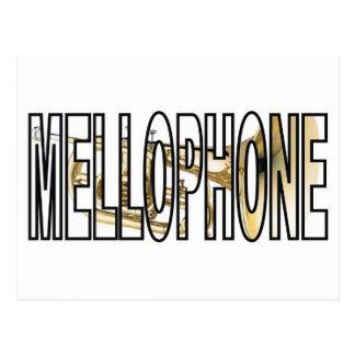 Mellophone Postcard