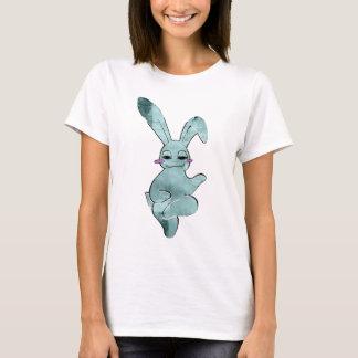 Mellow Bunny Shirt Bluish Gray