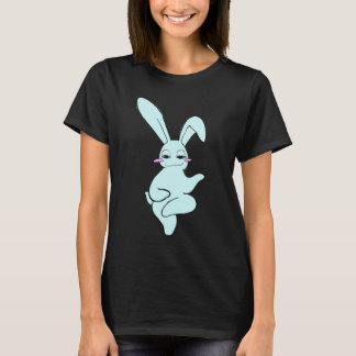 Mellow Bunny Shirt Light Blue