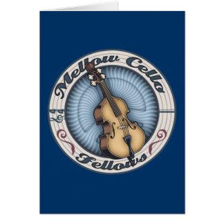 Mellow Cello Fellows Card
