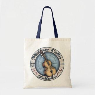 Mellow Cello Fellows Tote Bag