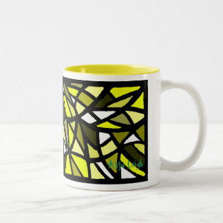 Mellow Coolest Two-Tone Coffee Mug