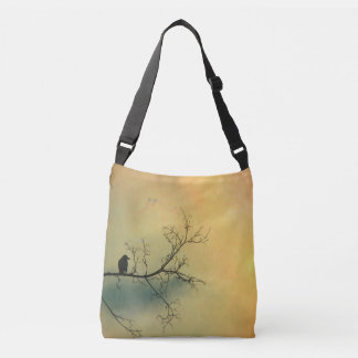 Mellow Crow Crossbody Bag