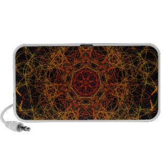 Mellow Mandala Travelling Speaker