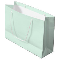 Mellow Mint Large Gift Bag