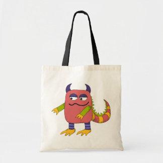 Mellow Monster Tote Bag