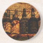 Mellow Oak Coasters