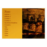 Mellow Oak Large Business Cards (Pack Of 100)