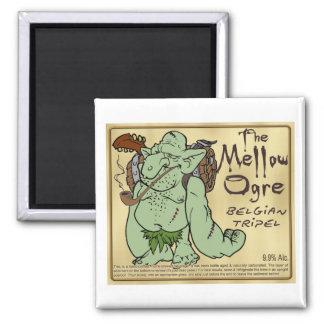 Mellow Ogre Magnet