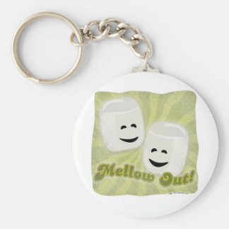 Mellow Out! Keychain