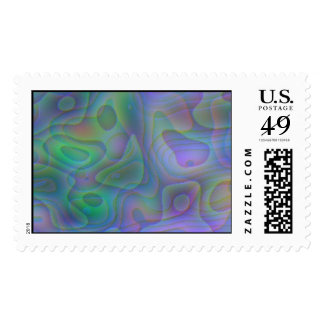 Mellow Postage Stamp