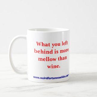 Mellow (taza) taza básica blanca