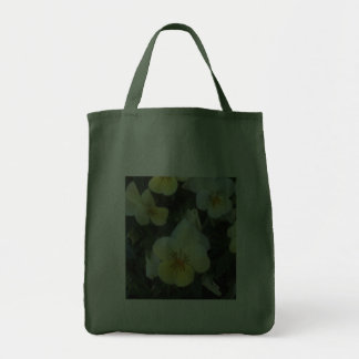 Mellow Yellow Canvas Bags