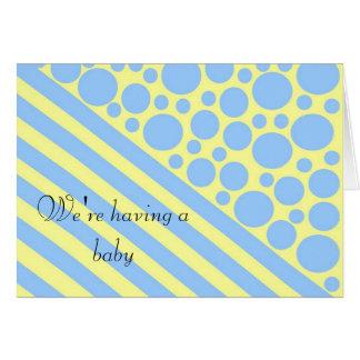 Mellow Yellow Card