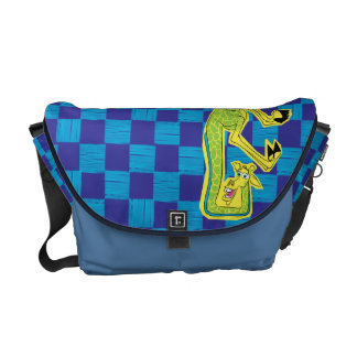 Melman Upside Down Messenger Bag