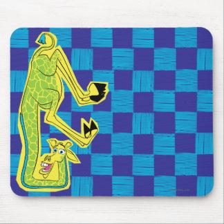 Melman Upside Down Mouse Pad
