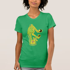 Melman Upside Down T-shirt at Zazzle