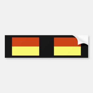 Melnik, Czech Car Bumper Sticker