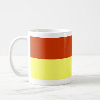 Melnik, Czech Classic White Coffee Mug