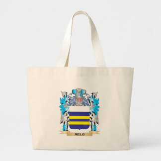 Melo Coat of Arms - Family Crest Tote Bag