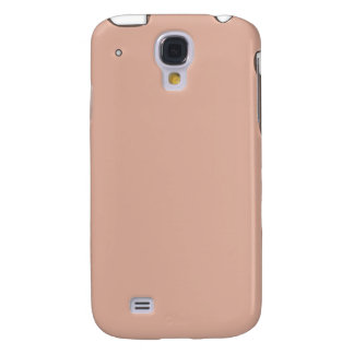 Melocotón suave iPhone3G Funda Para Galaxy S4