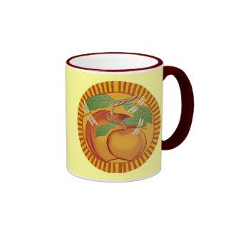 Melocotones del Rondo Taza De Café