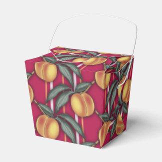 Melocotones frescos caja para regalos