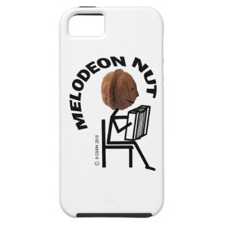 Melodeon Nut iPhone SE/5/5s Case
