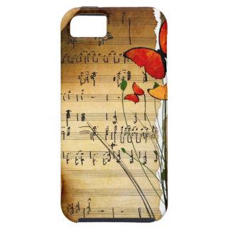 Melodía del verano iPhone 5 Case-Mate cárcasa