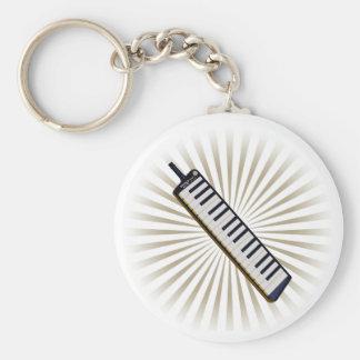 Melodica Keychain