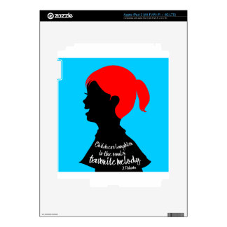 Melody3 iPad 3 Decal