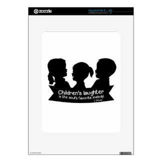 Melody5 Skins For iPad
