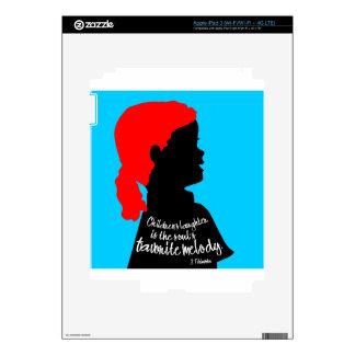 Melody6 iPad 3 Skins