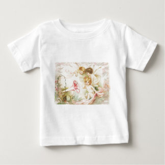 Melody -  Angels, Flowers, Music Baby T-Shirt