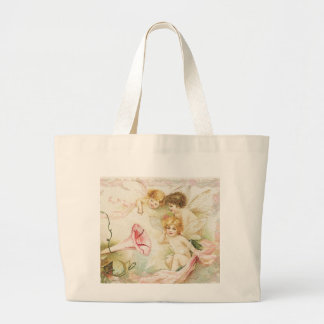 Melody - Angels Flowers Music Tote Bag