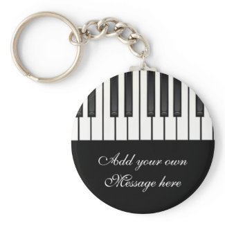 Melody Collection keychain