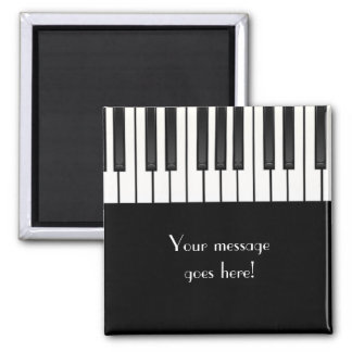 Melody Collection 2 Inch Square Magnet
