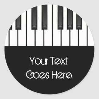 Melody Collection sticker