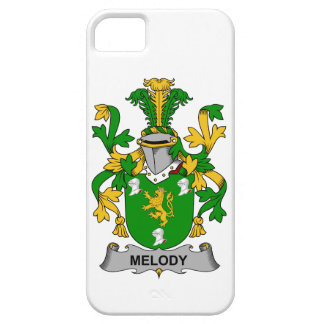 Melody Family Crest iPhone 5 Cover
